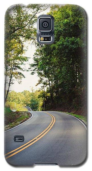 Curvy Road Galaxy S5 Case