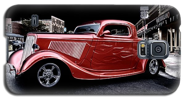 Custom Car On Street Galaxy S5 Case