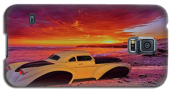 Galaxy S5 Case featuring the photograph Custom Lead Sled by Louis Ferreira