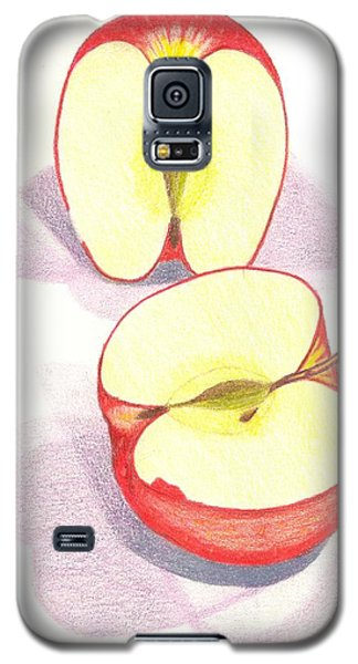 Cut Apple Galaxy S5 Case