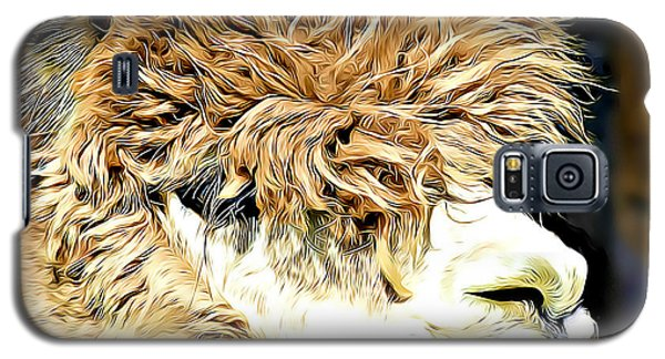 Soft And Shaggy Galaxy S5 Case by Kathy M Krause