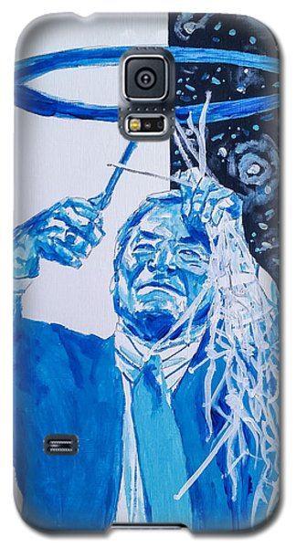 Cutting Down The Net - Dean Smith Galaxy S5 Case