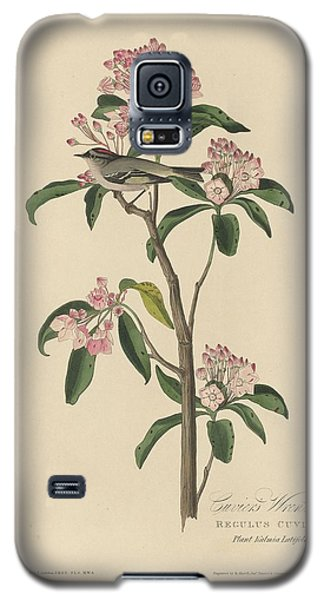 Cuvier's Wren Galaxy S5 Case by Rob Dreyer