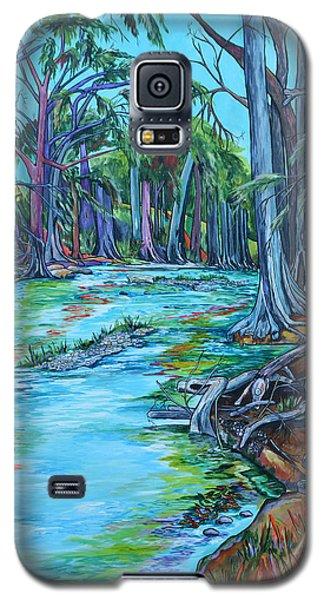 Cw Ranch Galaxy S5 Case by Patti Schermerhorn