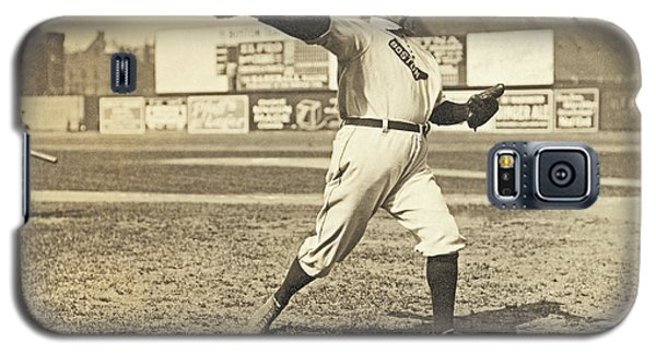 Cy Young July 23rd 1908 Galaxy S5 Case