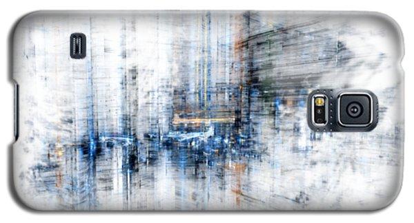 Cyber City Design Galaxy S5 Case