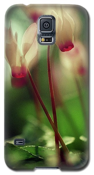 Cyclamens Galaxy S5 Case