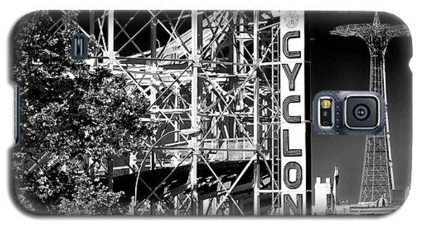 Cyclone At Coney Island Galaxy S5 Case