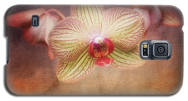 Cymbidium Orchid Galaxy S5 Case