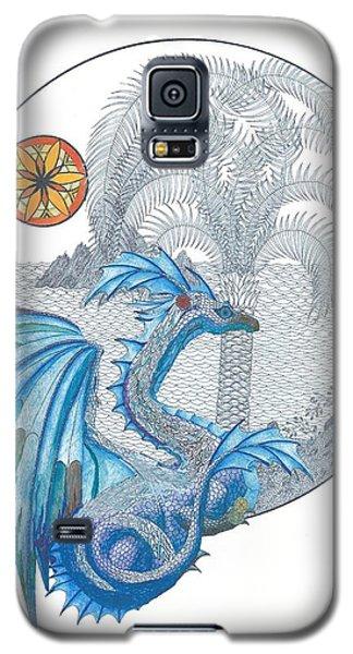 Cymru Galaxy S5 Case