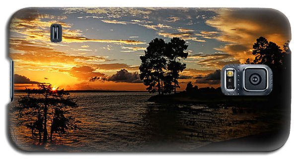 Cypress Bend Resort Sunset Galaxy S5 Case