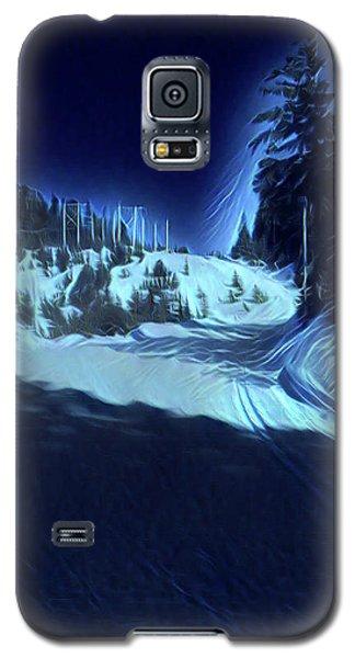 Cypress Bowl, W. Vancouver, Canada Galaxy S5 Case
