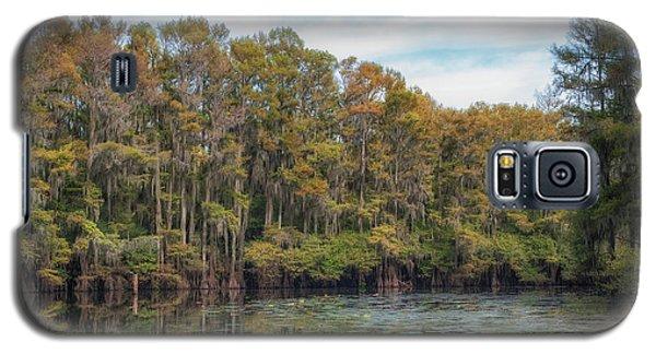 Cypress Jungle Galaxy S5 Case