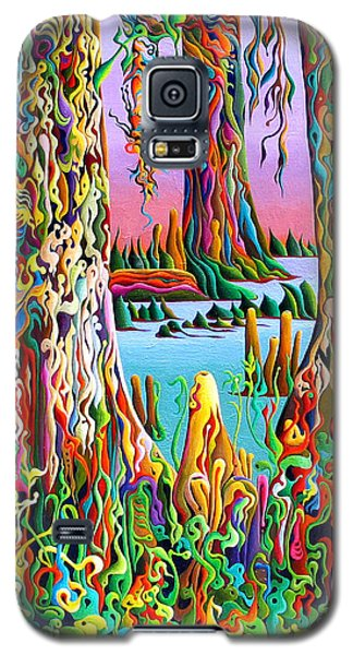 Cypress Spirit Rising Galaxy S5 Case