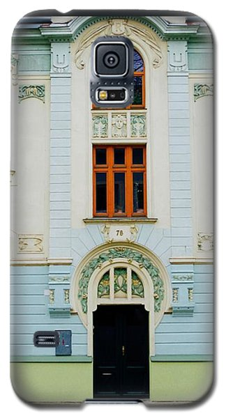 Czech Facades Galaxy S5 Case