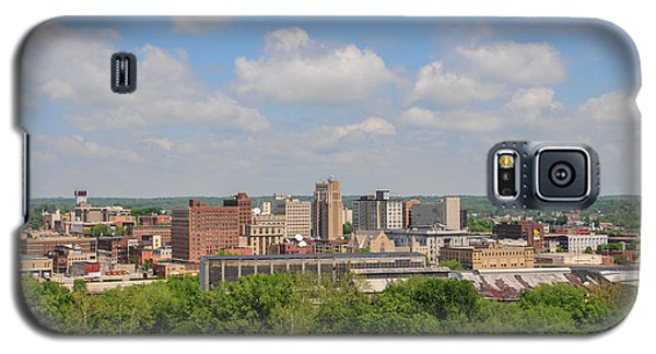 D39u118 Youngstown, Ohio Skyline Photo Galaxy S5 Case