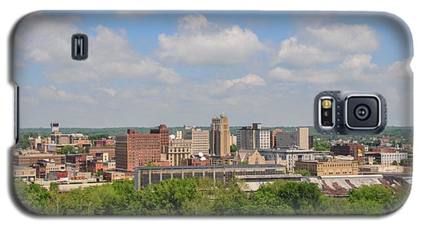 D39u118 Youngstown, Ohio Skyline Photo Galaxy S5 Case