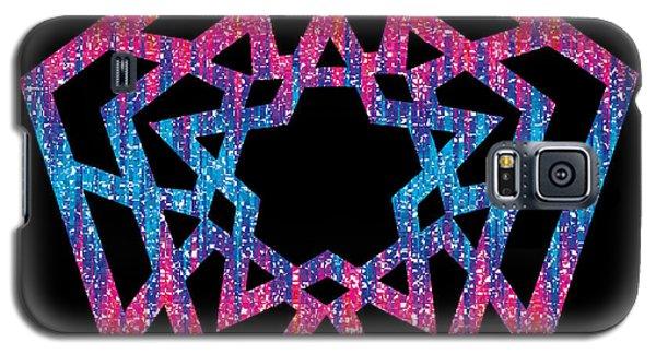 Da Vinci Star Galaxy S5 Case