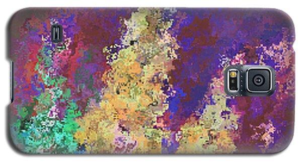 Dabble Flowers Galaxy S5 Case