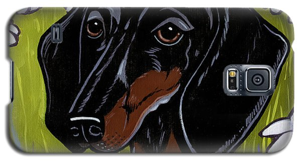 Dachshund Galaxy S5 Case