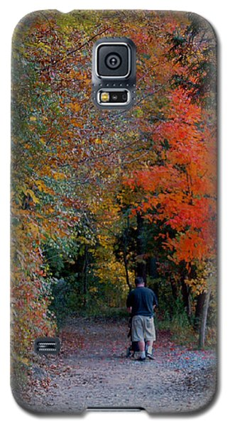 Daddy-daughter Time Galaxy S5 Case