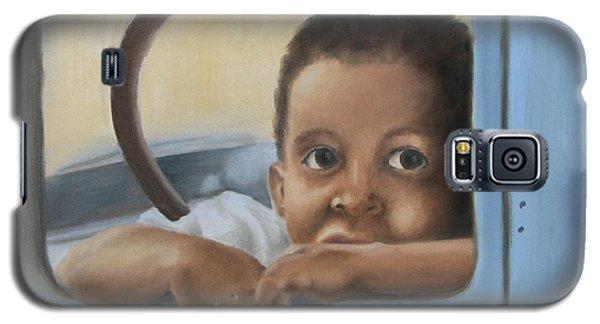 Daddy's Truck Galaxy S5 Case