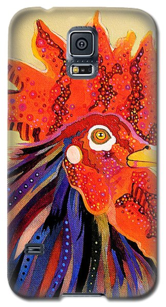 Galaxy S5 Case featuring the painting Dadoodle by Bob Coonts