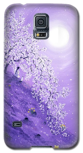 Daffodil Dawn Meditation Galaxy S5 Case