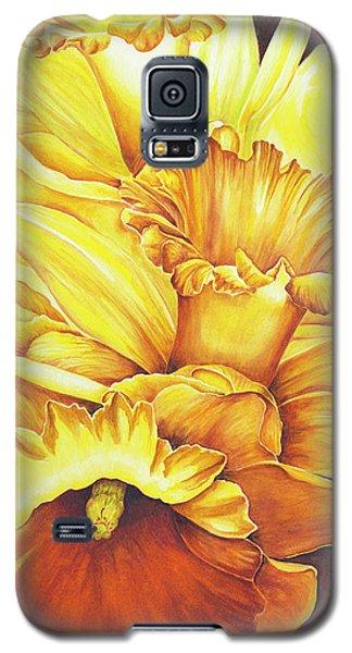 Daffodil Drama Galaxy S5 Case