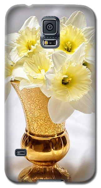 Daffodil Elegance  Galaxy S5 Case