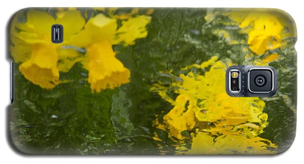 Daffodil Impressions Galaxy S5 Case by Jeanette French