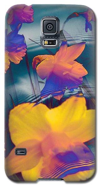 Daffodils #1 Galaxy S5 Case