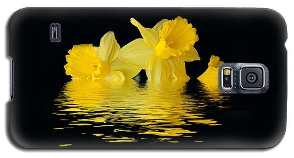 Floating Daffodils  Galaxy S5 Case