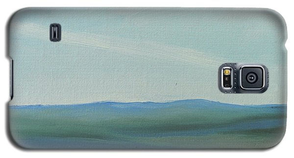 Dagrar Over Salenfjallen- Shifting Daylight Over Distant Horizon 6a Of 10_0027 50x40 Cm Galaxy S5 Case