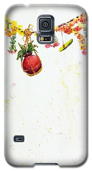 Dahi Handi Galaxy S5 Case