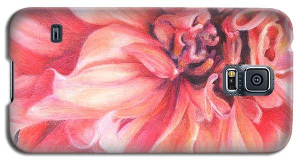 Dahlia 1 Galaxy S5 Case