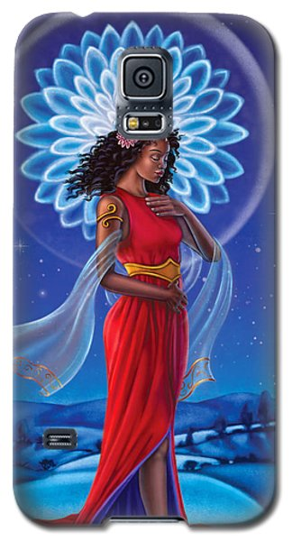 Dahlia - Attend To Your Shadows Galaxy S5 Case