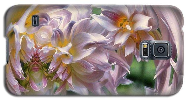 Dahlia Ecstasy Galaxy S5 Case