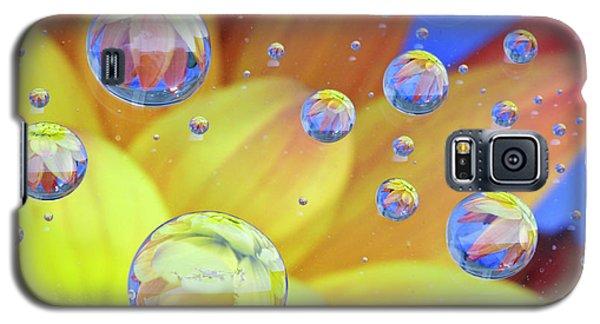 Dahlia Galaxy Two Galaxy S5 Case