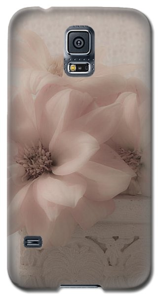 Dahlias Oh So Soft Galaxy S5 Case