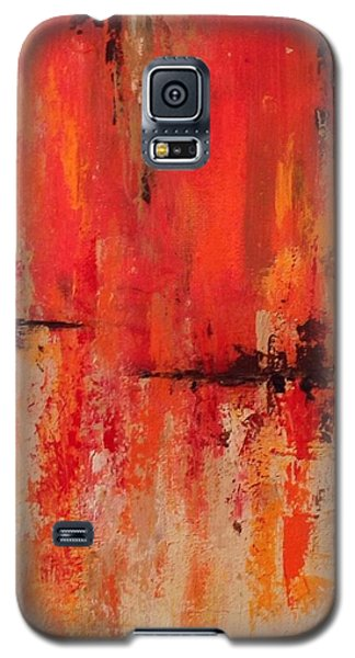 Daily  Galaxy S5 Case by Suzzanna Frank