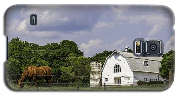 Dairy Barn Panorama 03 Galaxy S5 Case