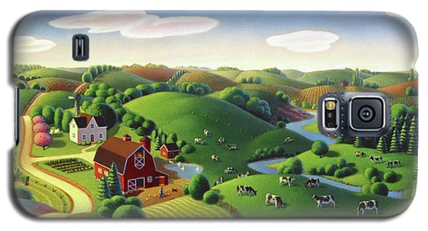 Dairy Farm  Galaxy S5 Case