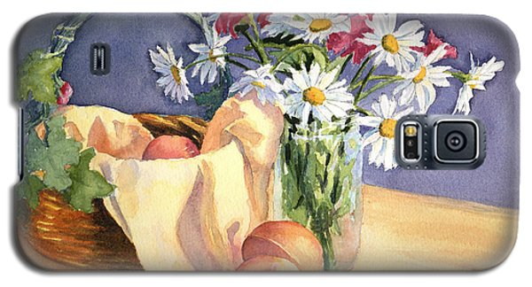 Daisies And Peaches Galaxy S5 Case