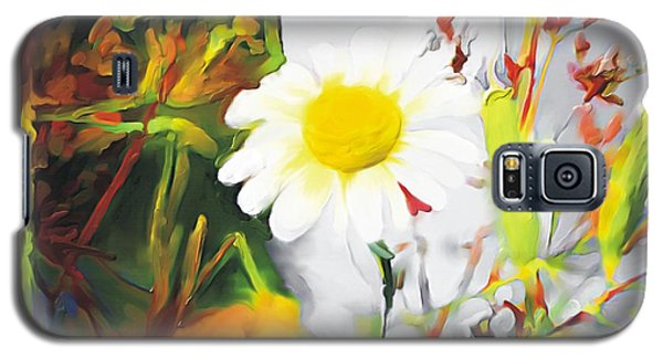 Daisies Galaxy S5 Case by Bob Salo