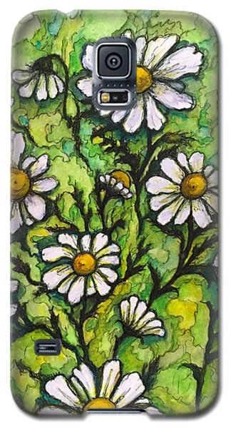 Daisies Galaxy S5 Case