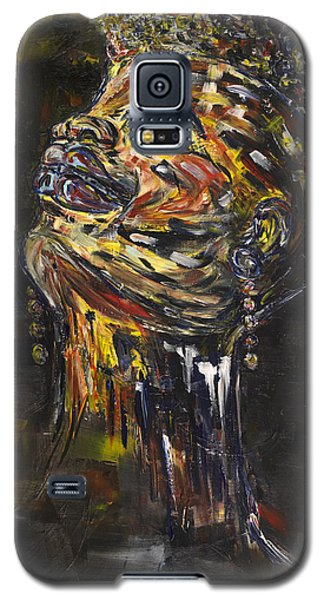 Daisy Galaxy S5 Case by Chakanaka Zinyemba