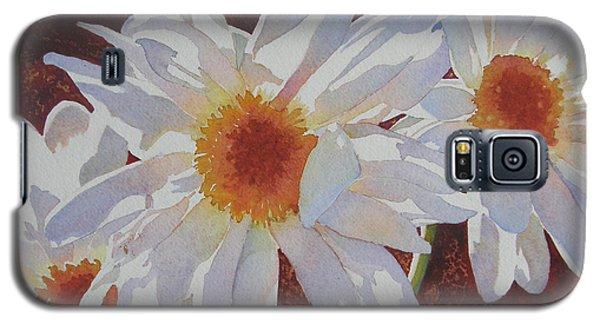 Daisy Dazzle Galaxy S5 Case by Judy Mercer