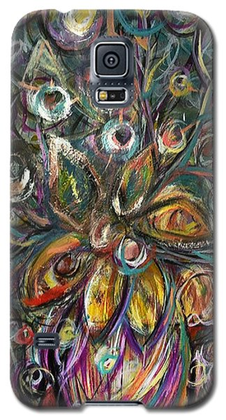 Daisy Eyes Galaxy S5 Case