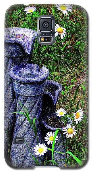 Daisy Fountain Galaxy S5 Case